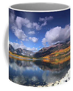 Fall At Twin Lakes Coffee Mug
