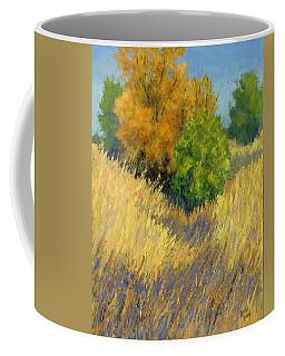 Fall Begins Coffee Mug