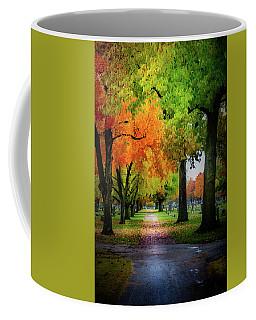 Fall Color Coffee Mug