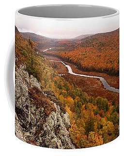 Fall Colors - Lake Of The Clouds Coffee Mug