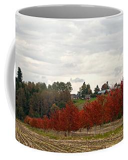 Fall Country Coffee Mug