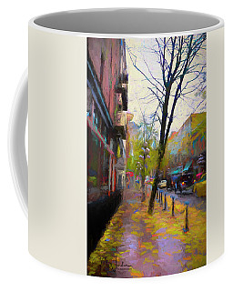 Fall Days Coffee Mug