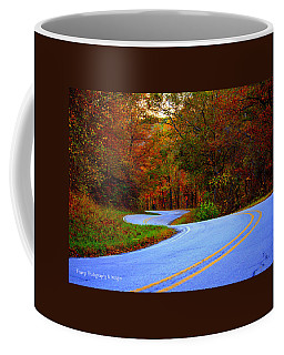 Fall Drive Coffee Mug