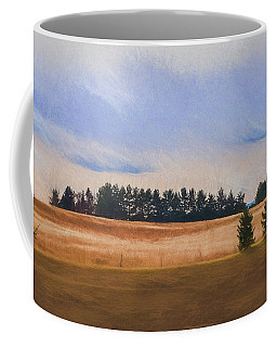 Fall Fields Of The Shenandoah Coffee Mug