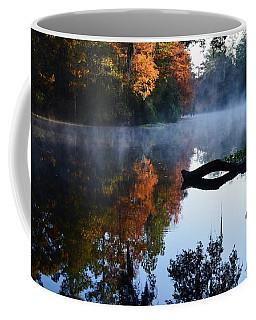 Fall Fog Coffee Mug