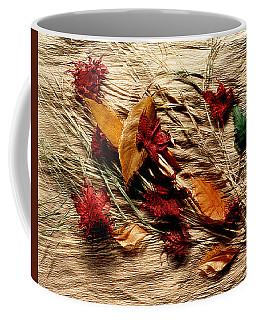 Fall Foliage Still Life Coffee Mug