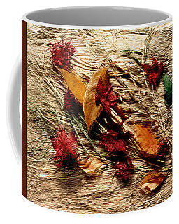Fall Foliage Still Life Coffee Mug