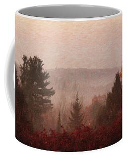 Fall Foliage Coffee Mug