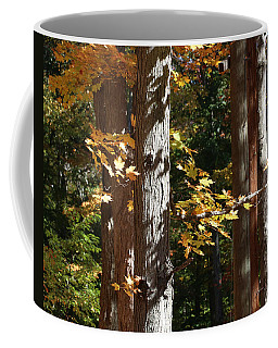 Fall Forest 4 Coffee Mug