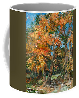 Fall Glory Coffee Mug