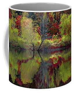 Fall Gone Wild Coffee Mug