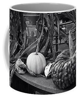 Fall Gourds Coffee Mug