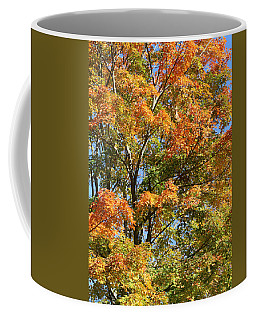 Fall Gradient Coffee Mug