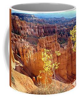 Fall In Bryce Canyon Coffee Mug