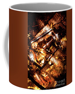 Fall In Fire Coffee Mug