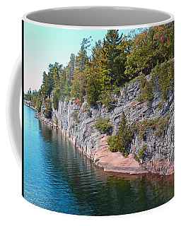 Fall In Muskoka Coffee Mug