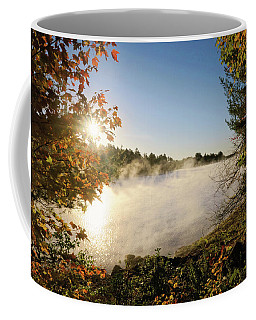 Fall In New England Coffee Mug