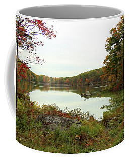 Fall In New York Coffee Mug