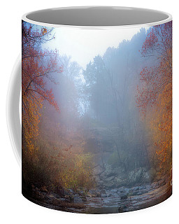 Fall In The Fog Coffee Mug