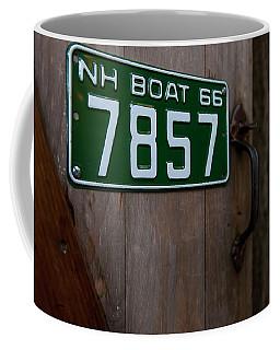 Fall In The Lakes Region Coffee Mug