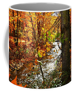 Fall In The Mountains Coffee Mug