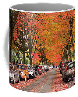 Fall In Vancouver 2017 1 Coffee Mug