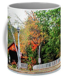 Fall In Vermont Coffee Mug
