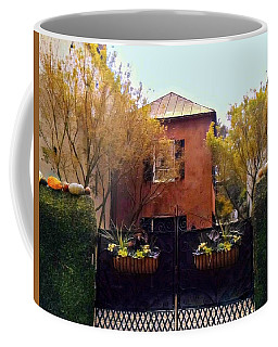 Fall Into Charleston Coffee Mug