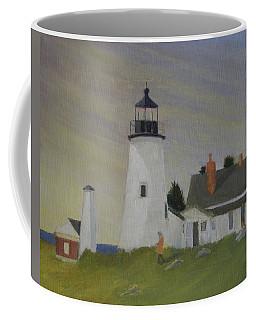 Fall Is Coming Coffee Mug