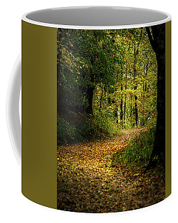 Fall Is Just Around The Corner Coffee Mug