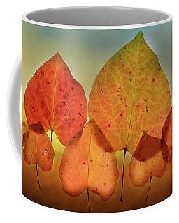 Fall Leaves #3 Coffee Mug