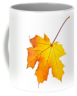 Fall Maple Leaf Coffee Mug