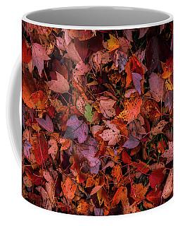 Fall Mosaic II Coffee Mug