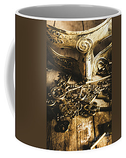 Fall Of The King Coffee Mug