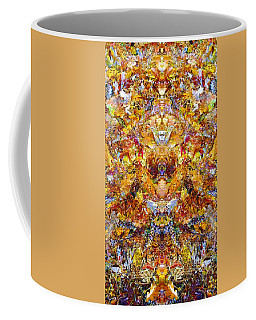 Fall Of The Leaf Gods  Coffee Mug