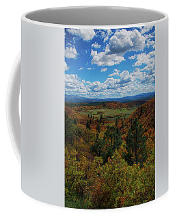 Fall On Four Mile Road Coffee Mug