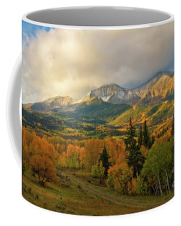 Fall On Mt Sopris  Coffee Mug