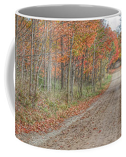 9018 - Fall On Murphy Lake Iv Coffee Mug
