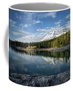 Fall On The Lake Coffee Mug