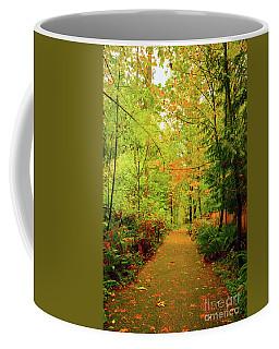 Fall Path Too Coffee Mug
