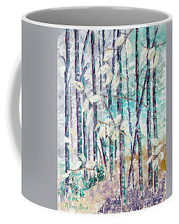 Fall Paths Coffee Mug