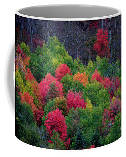 Fall Poppers Coffee Mug