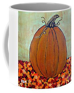 Fall Pumpkin Coffee Mug