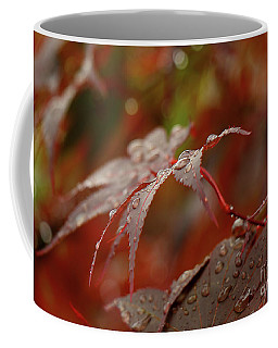 Fall Rain Coffee Mug