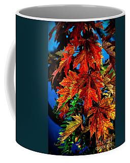 Fall Reds Coffee Mug by Robert Bales