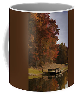 Fall Reflection Coffee Mug