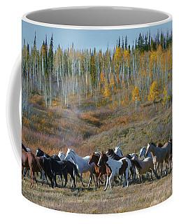 Fall Run Coffee Mug