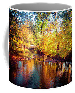 Fall Scene In Stillwater Coffee Mug