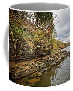 Fall Shoreline Coffee Mug