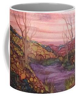 Fall Sky Coffee Mug